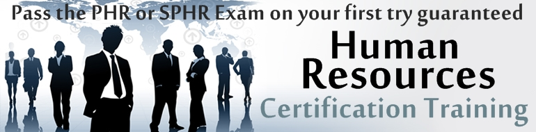PHR certification classes | SPHR books | PHR prep questions
